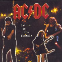 Purchase AC/DC - Return Of The Phoenix CD2