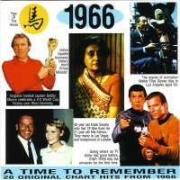 Purchase VA - Time To Remember 1966