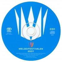 Purchase VA - Melodifestivalen 2007 CD2