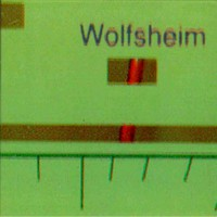 Purchase Wolfsheim - Hamburg Rom Wolfsheim