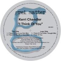 Purchase Kerri Chandler - I Think Of You
