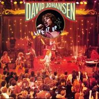 Purchase David Johansen - Live It Up