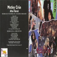 Purchase Mötley Crüe - After Burial Bootleg