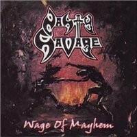 Purchase Nasty Savage - Wage Of Mayhem