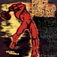 Purchase Peace, Love & Pitbulls - Red Sonic Underwear
