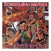 Purchase Screeching Weasel - Teen Punks in Heat