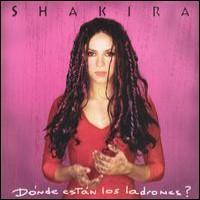 Purchase Shakira - Donde estan los ladrones