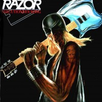 Purchase Razor - Executioner's Song