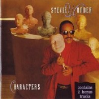 Purchase Stevie Wonder - Characters