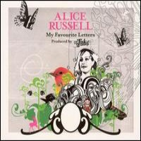 Purchase Alice Russell - My Favourite Letters