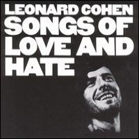 Purchase Leonard Cohen - Songs Of Love And Hate
