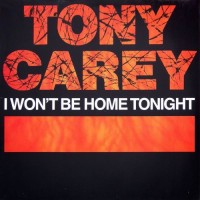 Purchase Tony Carey - I Won't be home tonight