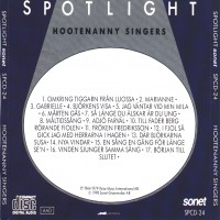 Purchase Hootenanny Singers - Spotlight