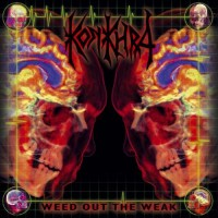 Purchase Konkhra - Weed Out The Weak