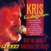 Purchase Kris Kristofferson - Help Me Make It Through the Nigh t
