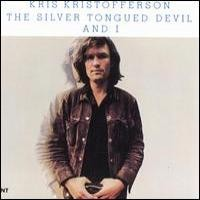 Purchase Kris Kristofferson - The Silver Tongued Devil And I