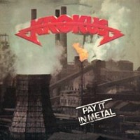 Purchase Krokus - Pay It In Metal