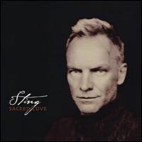 Purchase Sting - Sacred Lov e