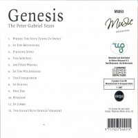 Purchase Genesis - The Peter Gabriel Years
