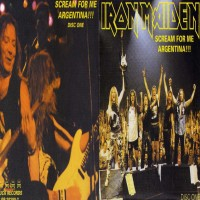 Purchase Iron Maiden - SCREAM FOR ME ARGENTINA CD1