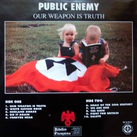 Purchase Public Enemy - Our Weapon is Truth