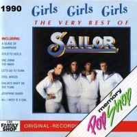 Purchase Sailor - Girls girls girls - the very best of