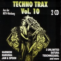 Purchase VA - Techno Trax 10 (CD 2) CD2