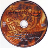 Purchase Armored Saint - A Trip Thru Red Times (Bonus CD)