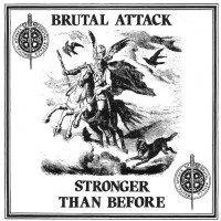 Purchase Brutal Attack - Stronger Than Before