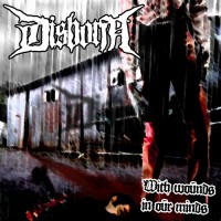 Purchase Disborn - With wounds in our minds