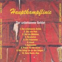Purchase HAUPTKAMPFLINIE - DER UNBEKANNTE SOLDAT