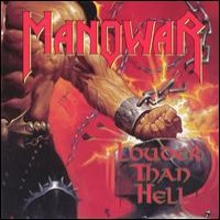 Purchase Manowar - Louder Than Hell