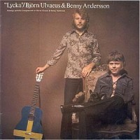 Purchase Björn Ulvaeus & Benny Andersson - Lycka
