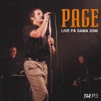 Purchase Page - Page Live På SAMA 2000