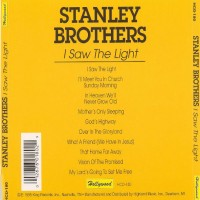 Purchase Stanley Brothers - I Saw The Light