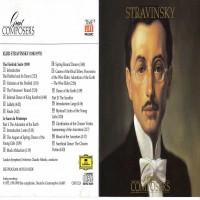 Purchase Igor Stravinsky - Stravinsky: Great Composers - Disc A