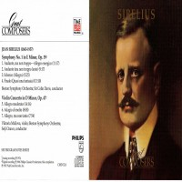 Purchase Jean Sibelius - Sibelius: Great Composers - Disc A