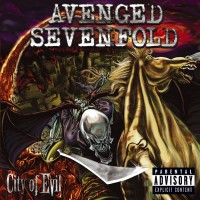 Purchase Avenged Sevenfold - City of Evil