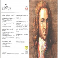 Purchase Johann Sebastian Bach - Great Composers: Academy of St. Martin-in-the-Fields (Disc B)