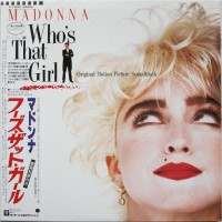Purchase Madonna - Who's That Girl