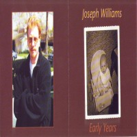 Purchase Joseph Williams - Early Years
