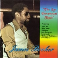 Purchase James Booker - The Lost Paramount Tapes