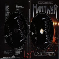 Purchase Manowar - The Day The Earth Shock-The Absolute Power (DVD.2) CD2