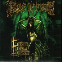 Purchase Cradle Of Filth - eleven burial masses