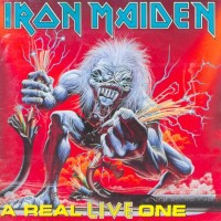 Purchase Iron Maiden - A real live one