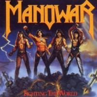 Purchase Manowar - Fighting the World