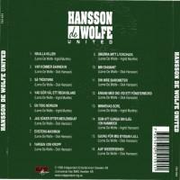 Purchase Hansson De Wolfe United - Bästa