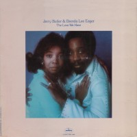 Purchase Jerry Butler&Brenda Lee Eager - The Love We Have (Mercury LP)