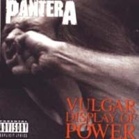 Purchase Pantera - Vulgar Display Of Power