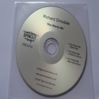 Purchase Richard Dinsdale - She Wants Me CDS